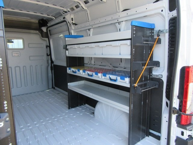2016 ProMaster 3500 High Roof FWD,  Sortimo Upfitted Cargo Van #16L1002 - photo 15