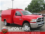 2016 Ram 3500 Regular Cab DRW 4x4, Knapheide Service Utility Van #16L2303 - photo 1