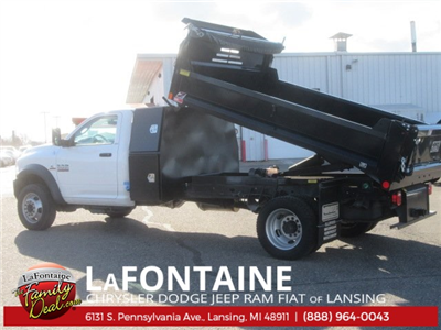 2016 Ram 5500 Regular Cab DRW 4x4 Dump Body #16L2306 - photo 4