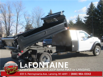 2016 Ram 5500 Regular Cab DRW 4x4 Dump Body #16L2306 - photo 2