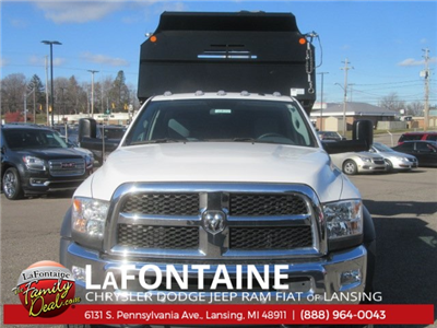 2016 Ram 5500 Regular Cab DRW 4x4 Dump Body #16L2306 - photo 6