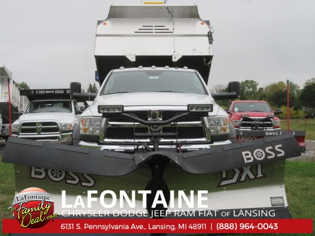 2017 Ram 5500 Regular Cab DRW 4x4 Dump Body #17L1284 - photo 4