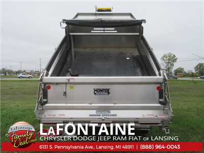 2017 Ram 5500 Regular Cab DRW 4x4 Dump Body #17L1284 - photo 8