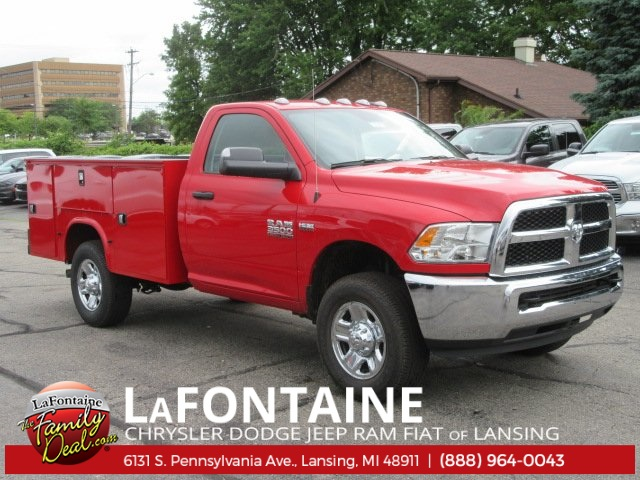 2017 Ram 3500 Regular Cab 4x4, Knapheide Standard Service Body #17L1346 - photo 1