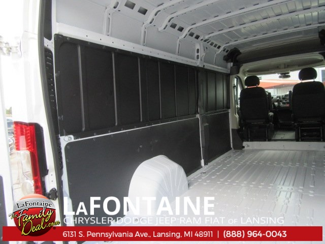 2017 ProMaster 3500 High Roof Cargo Van #17L1819 - photo 3