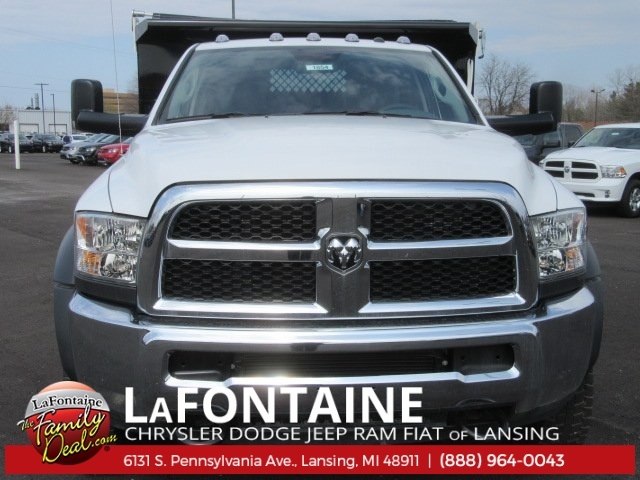 2017 Ram 5500 Regular Cab DRW 4x4, Knapheide Dump Body #17L1854 - photo 13