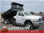 2017 Ram 5500 Regular Cab DRW 4x4, Knapheide Dump Body #17L1854 - photo 1