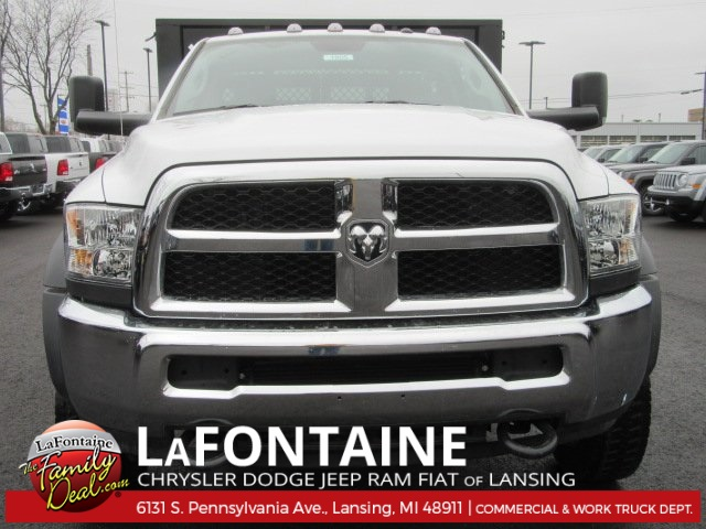 2017 Ram 4500 Regular Cab DRW, Knapheide Stake Bed #17L1855 - photo 13