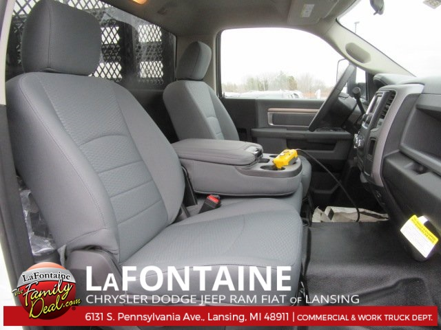 2017 Ram 4500 Regular Cab DRW, Knapheide Stake Bed #17L1855 - photo 14