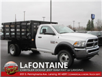 2017 Ram 4500 Regular Cab DRW, Knapheide Stake Bed #17L1855 - photo 1