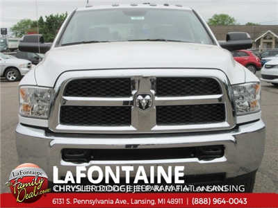 2017 Ram 3500 Crew Cab DRW 4x4,  BrandFX Body EverLast Service Body #17L2033 - photo 8
