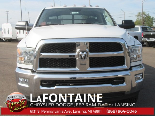 2017 Ram 3500 Regular Cab DRW, Auto Truck Group Platform Body #17L2495 - photo 10
