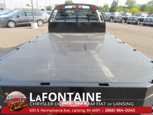 2017 Ram 3500 Regular Cab DRW, Auto Truck Group Platform Body #17L2495 - photo 18