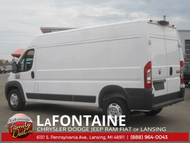 2017 ProMaster 2500 High Roof Cargo Van #17L2641 - photo 3