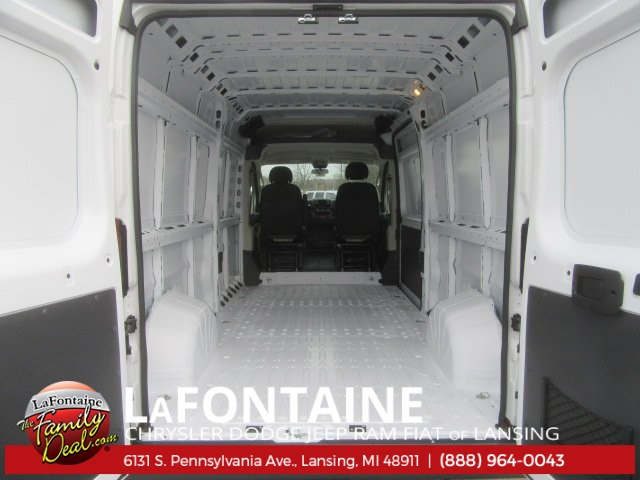 2017 ProMaster 2500 High Roof Cargo Van #17L2644 - photo 2