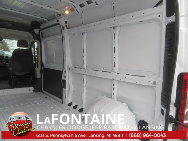2017 ProMaster 2500 High Roof Cargo Van #17L2644 - photo 16