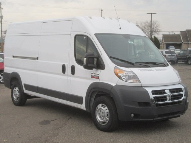 2017 ProMaster 2500 High Roof FWD,  Empty Cargo Van #17L2649 - photo 1