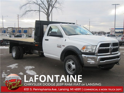 2017 Ram 4500 Regular Cab DRW, Auto Truck Group Platform Body #17L2658 - photo 1