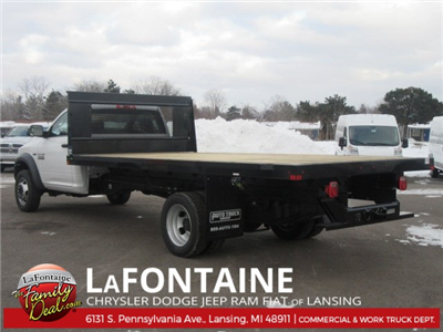 2017 Ram 4500 Regular Cab DRW, Auto Truck Group Platform Body #17L2658 - photo 2