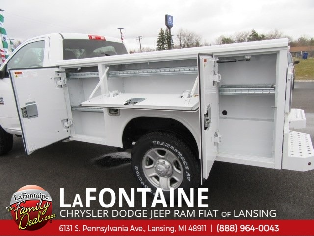2017 Ram 2500 Regular Cab 4x4,  Reading Service Body #17L2665 - photo 11