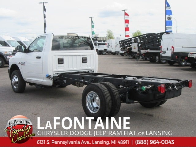 2017 Ram 3500 Regular Cab DRW 4x4,  Cab Chassis #17L2676 - photo 2