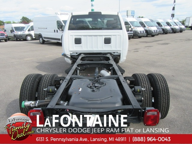 2017 Ram 3500 Regular Cab DRW 4x4,  Cab Chassis #17L2676 - photo 8