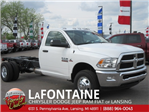 2017 Ram 3500 Regular Cab DRW 4x4,  Cab Chassis #17L2676 - photo 1