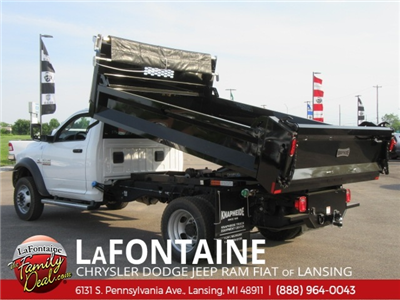 2017 Ram 4500 Regular Cab DRW 4x4,  Knapheide Drop Side Dump Body #17L2677 - photo 2