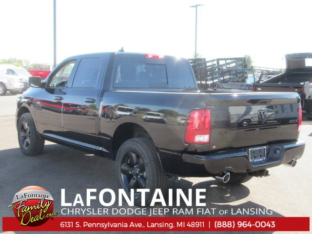 2018 Ram 1500 Crew Cab 4x4 Pickup #18L0239 - photo 2