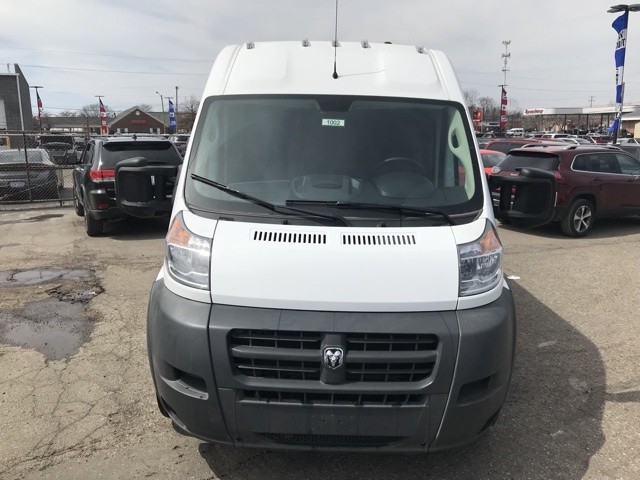 2018 ProMaster 2500 High Roof, Cargo Van #18L1002 - photo 4