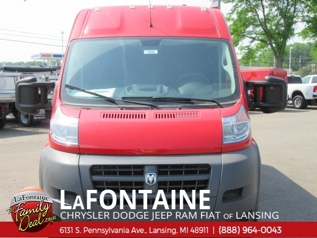 2018 ProMaster 2500 High Roof FWD,  Empty Cargo Van #18L1009 - photo 5