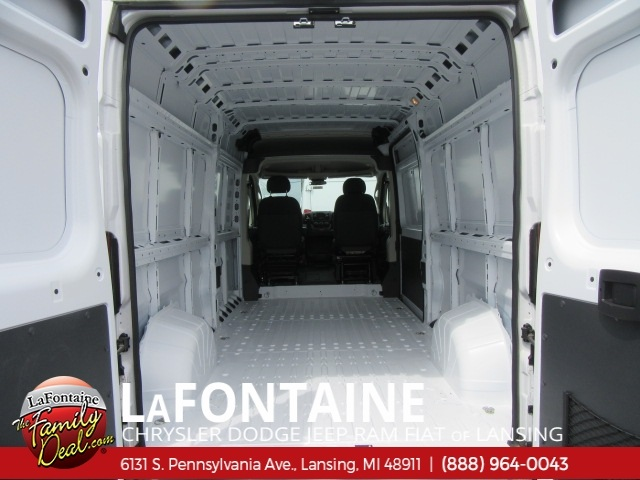 2018 ProMaster 2500 High Roof FWD,  Empty Cargo Van #18L1020 - photo 2