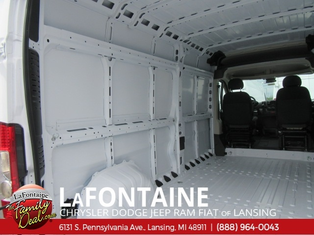 2018 ProMaster 2500 High Roof FWD,  Empty Cargo Van #18L1020 - photo 7