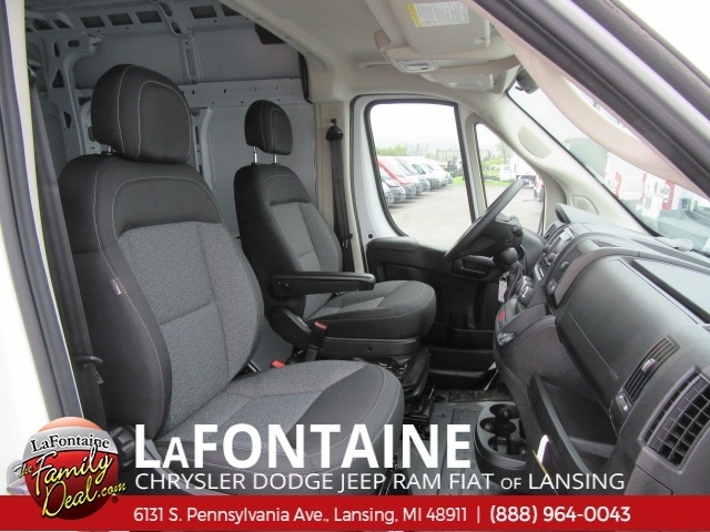 2018 ProMaster 2500 High Roof FWD,  Empty Cargo Van #18L1020 - photo 12