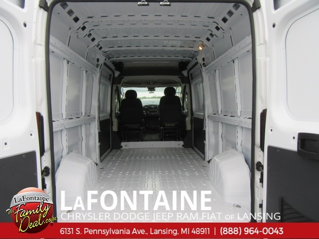 2018 ProMaster 3500 High Roof 4x2,  Empty Cargo Van #18L1112 - photo 2