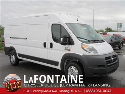 2018 ProMaster 3500 High Roof 4x2,  Empty Cargo Van #18L1112 - photo 1