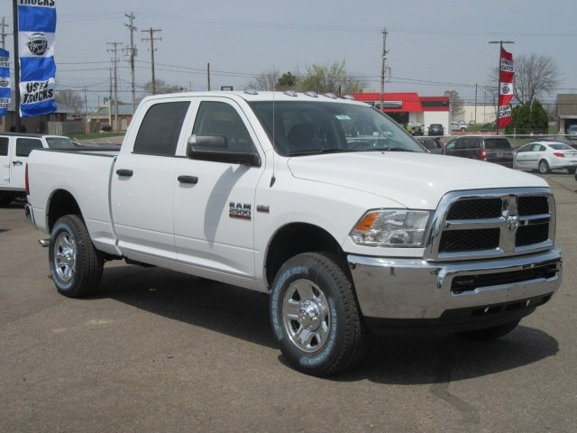 2018 Ram 2500 Crew Cab 4x4, Pickup #18L1120 - photo 1