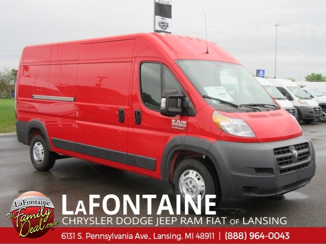 2018 ProMaster 3500 High Roof FWD,  Empty Cargo Van #18L1137 - photo 1