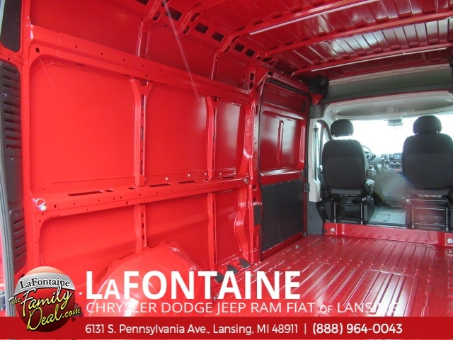 2018 ProMaster 3500 High Roof FWD,  Empty Cargo Van #18L1137 - photo 10