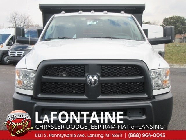 2018 Ram 3500 Regular Cab DRW 4x4,  Air-Flo Dump Body #18L1145 - photo 25