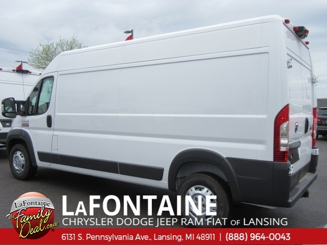 2018 ProMaster 2500 High Roof FWD,  Empty Cargo Van #18L1156 - photo 3