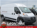 2018 ProMaster 2500 High Roof FWD,  Empty Cargo Van #18L1156 - photo 1