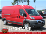 2018 ProMaster 2500 High Roof FWD,  Empty Cargo Van #18L1199 - photo 1