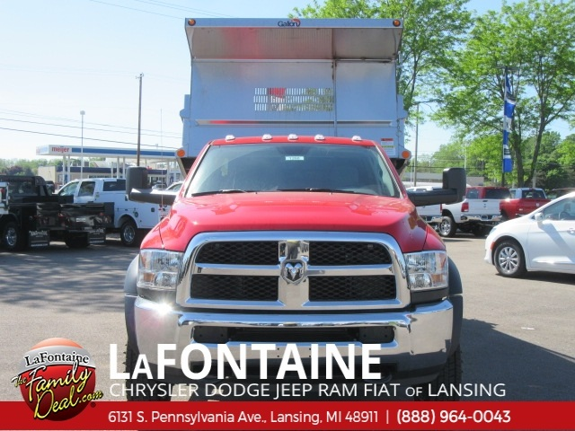 2018 Ram 4500 Regular Cab DRW 4x4,  Galion Dump Body #18L1268 - photo 5
