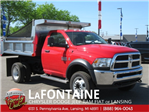 2018 Ram 4500 Regular Cab DRW 4x4,  Dump Body #18L1268 - photo 1
