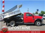 2018 Ram 4500 Regular Cab DRW 4x4,  Dump Body #18L1268 - photo 3