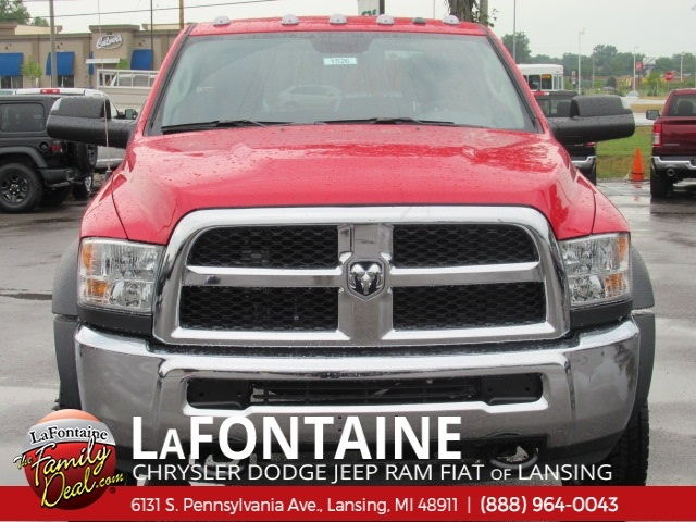 2018 Ram 5500 Regular Cab DRW 4x4,  Cab Chassis #18L1526 - photo 4