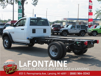 2018 Ram 5500 Regular Cab DRW 4x4,  Cab Chassis #18L1559 - photo 2