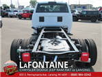 2018 Ram 5500 Regular Cab DRW 4x4,  Cab Chassis #18L1559 - photo 10