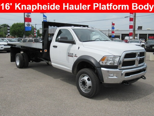 2018 Ram 5500 Regular Cab DRW 4x2,  Cab Chassis #18L1574 - photo 1